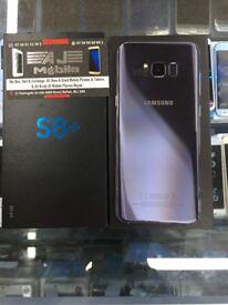 Samsung s8 plus 64 gb unlock