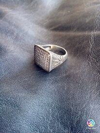 925 silver ring new item No: TC35