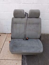 VW T4 Double Cab Seat