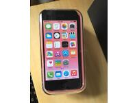 iPhone 5C 02 - Giffgaff Very Good Condition