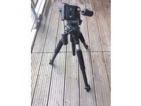 Giottos pro camera tripod