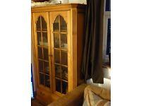 antique pine unit