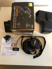 Nikon D3400 18-55 VR