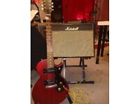 Gibson melody maker p90 special and Marshall class 5 amp BARGAIN