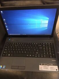 Acer TravelMate Fast laptop for sale...very clean...priced to sell