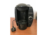 Tassimo Coffee Machine for sale. Large water tank, fully operational, instruction manual..