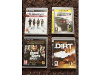 PlayStation 3 games. Ps3