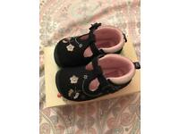 NEW toddler size 4g start rite shoes