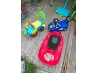 Toys for garden