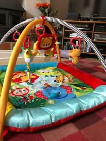 Mothercare 'Lights and Sounds Deluxe Playmat and Arch