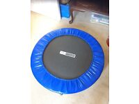 Pro fitness mini trampoline
