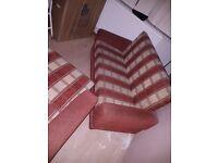 Sofa/sofa beds for sale x 2