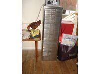 Vintage Steelmaster Filing Cabinet 30 drawers