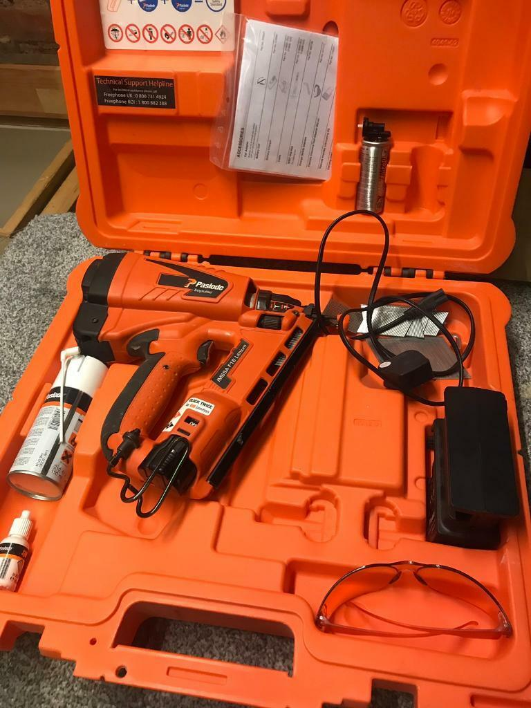 Pasload Nail Gun In Bournville West Midlands Gumtree