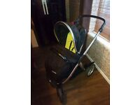 Oyster max (double pushchair)