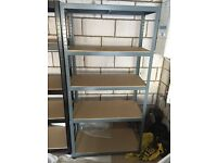 Industrial Garage Shelving