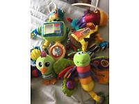 Bundle Lamaze toys