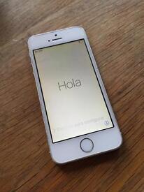 iPhone 5s White - 16GB