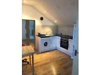 ****Large double studio with fully fitted kitchen and bathroom. INC ELEC******