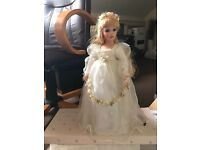 Collectable fairy doll