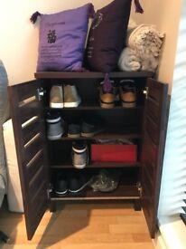 URGENT Shoe Storage Cabinet (BRAND NEW)