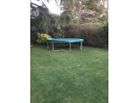 SuperTramp 12ft Fun Bouncer Trampoline p. Ideal for kids & adults. RRP £499 offers £199