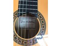 Joan Chashimira Flamenco guitar