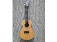 Used Hudson HU30-C Concert Ukulele and padded case. Excellent condition.