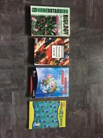 Various Studying Books