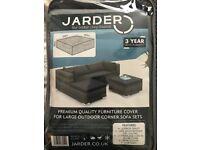 Jarder Water Resistant Garden Sofa cover