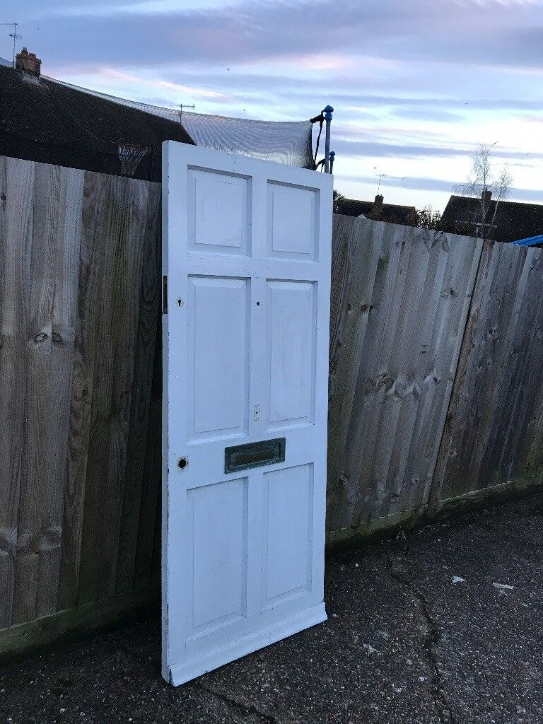 Hardwood External Front Door For Sale In Shoreham By Sea West