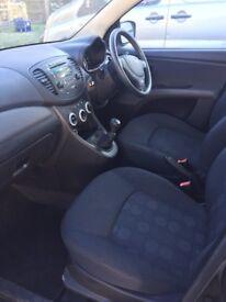 Hyundai i10 - Full MOT till Feb'19 - New wheels- Low tax- Great car