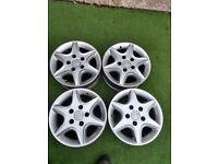14 Inch Nissan Alloy Wheels in West London Area