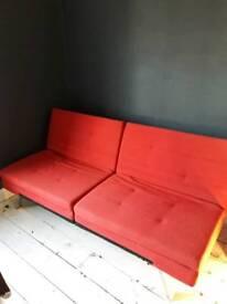 Sofa bed (from Debenhams)