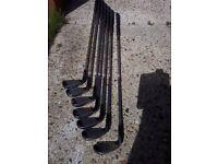Taylormade burner irons