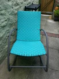 Out door Rocking chair