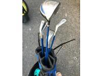 Ping child golf set