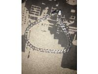 925 sterling silver men's fashion bracelet