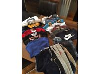 Large bundle boys clothes to fit 3-4 year old