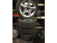 ALLOY WHEEL FOR MERCEDES GOLF AUDI PASSAT