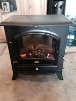 Dimplex portable fireplace/heater