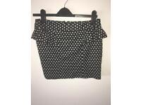 Vintage frilly Primark skirt uk size 12