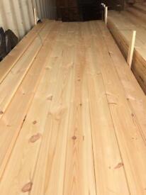 New timber t&g flooring 16 ft