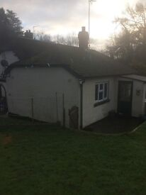 1 bed bungalow, Nr Chard