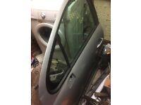 Peugeot 207 estate front passenger door