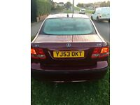 SAAB 9-3 ONLY 50k!!!!Looks and Drive Like a NEW!!! £2450!!!