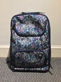 Revelation London R! Cabin Rolling Backpack Suitcase