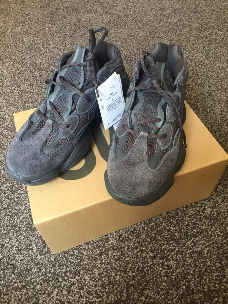 cd33f1f6c72a Yeezy 500 Utility Black size 8   Almost Cost Price