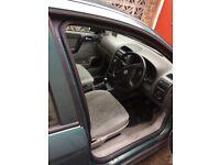 Vauxhall Astra envoy mot failure