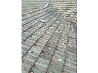 Marly roof tiles